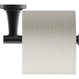 Duravit Starck T 0099374600 держатель для туалетной бумаги Черный матовый