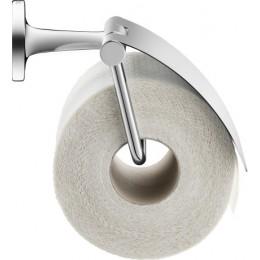Duravit Starck T 0099401000 держатель для туалетной бумаги с крышкой Хром