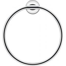 Duravit Starck T 0099471000 Кольцо для полотенца Хром
