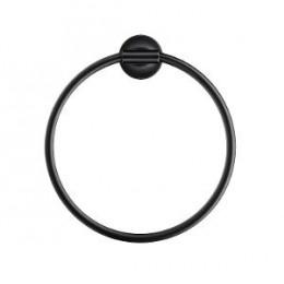 Duravit Starck T 0099474600 Кольцо для полотенца черный матовый