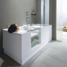 Shower + Bath