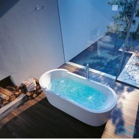 Гидромассажные ванны Duravit