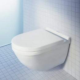 Крышка-сиденье для унитаза микролифт Duravit DuraStyle Basic 0020790000