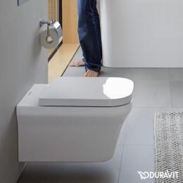 2561090000 Duravit P3 Comforts Унитаз подвесной Rimless