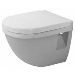 Duravit Starck 3 2202090000 Унитаз подвесной 48 см белый