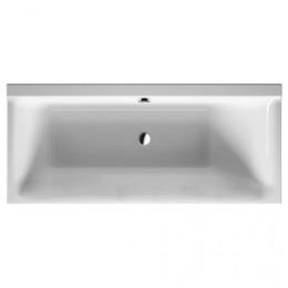Duravit P3 Comforts 700372000000000 Ванна акриловая 160 см белый