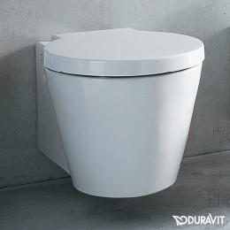 0210090064 Duravit Starck-1 Унитаз подвесной