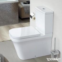 Крышка-сиденье для унитаза микролифт Duravit P3 Comforts 0020490000