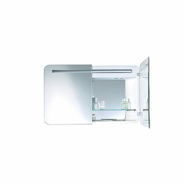 Зеркальный шкаф 100 см Duravit Pura Vida PV942508585
