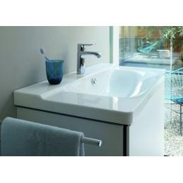 Duravit P3 Comforts 2332100000, Раковина с переливом, цвет белый