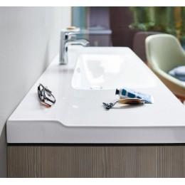Duravit P3 Comforts 2332120000, Раковина с переливом, цвет белый