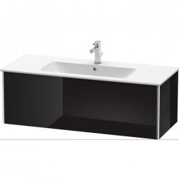Duravit XSquare XS407404040, База под раковину, 121 см, цвет черный