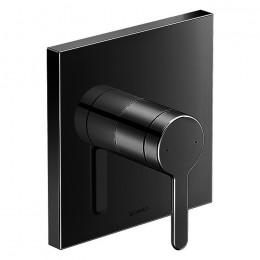 Duravit C.1 C14210009046 Однорычажный смеситель для душа для скрытого монтажа черный