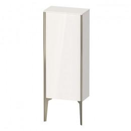 Duravit XVIU XV1305RB122, Шкаф напольный, 89 см, цвет белый/шампань