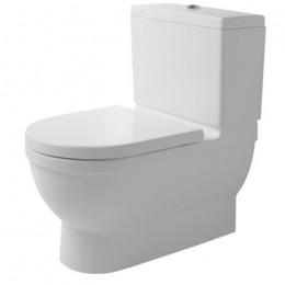 Duravit Starck 3 2104090000 Напольный унитаз в комплекте Big Toilet белый