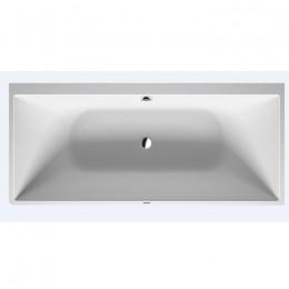 Duravit DuraSquare 700429000000000 Ванна пристенная 180 см белый