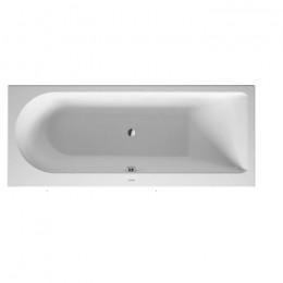 Duravit Darling New 700241000000000, Ванна акриловая, цвет белый