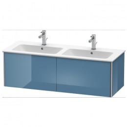 Duravit XSquare XS407504747, База под раковину, 128 см, цвет голубой