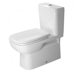 Duravit D-Code 21420900002, Унитаз напольный, цвет белый
