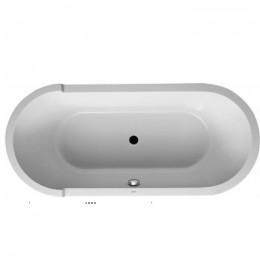 Duravit Starck 1 700009000000000, Ванна акриловая, цвет белый