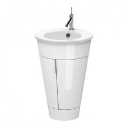 Duravit Starck 1 S1952008585, Тумба напольная, 56 см, цвет белый