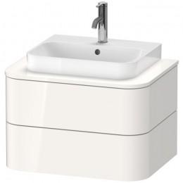 Duravit Happy D.2 Plus HP496002222, Тумба подвесная, 65 см, цвет белый