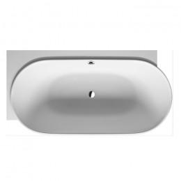 Duravit Luv 700431000000000 Ванна угловая 185 см белый