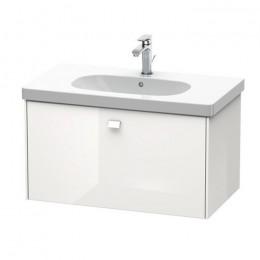 Duravit Brioso BR404602222, Тумба подвесная, 82 см, цвет белый