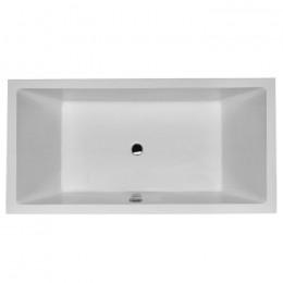 Duravit Starck 1 700052000000000, Ванна акриловая, цвет белый