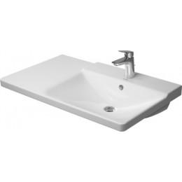 Duravit P3 Comforts 2334850000, Раковина с переливом, цвет белый