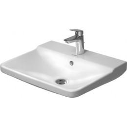Duravit P3 Comforts 2331650000, Раковина с переливом, цвет белый