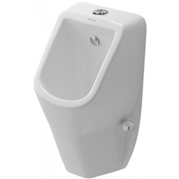 Duravit D-Code 0828300007, Писсуар ,подача воды сверху, цвет белый