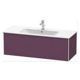 Duravit XSquare XS407409494, База под раковину, 121 см, цвет темно-лиловый