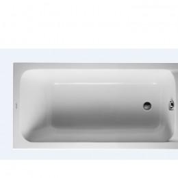 Duravit D-Code 700096000000000 Ванна акриловая 160 см белый