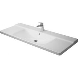 Duravit P3 Comforts 2332120030, Раковина с переливом, цвет белый