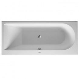 Duravit Darling New 700238000000000 Ванна акриловая 160 см белый