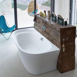 Duravit Cape Cod 791245000001000, Слив-перелив для ванны, цвет хром