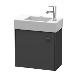 Duravit Brioso BR4051R4949, Тумба подвесная, 48 см, цвет графит