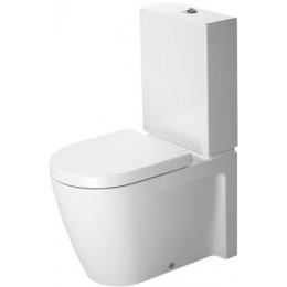 Duravit Starck 2 2145090000, Унитаз напольный, цвет белый