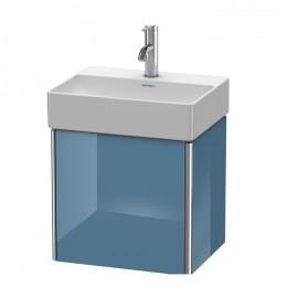 Duravit XSquare XS4060L4747, База под раковину, 43 см, цвет голубой