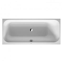 Duravit Happy D.2 700309000000000, Ванна акриловая, цвет белый