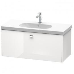 Duravit Brioso BR404702222, Тумба подвесная, 102 см, цвет белый
