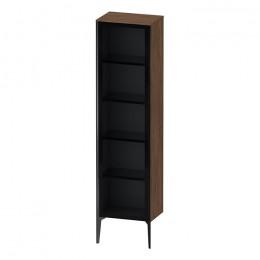 Duravit XVIU XV1376RB221, Шкаф напольный, 177 см, цвет орех/черный