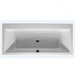 Duravit Vero 700135000000000 Ванна акриловая 180 см белый