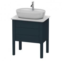 Duravit Luv LU956509898, База напольная, 63 см, цвет темно-синий