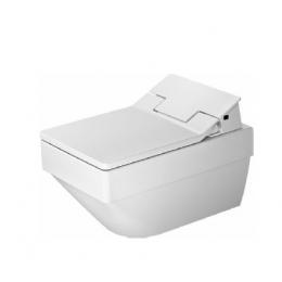 Duravit Vero Pure Rimless 2525592000, Унитаз подвесной, цвет белый
