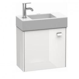 Duravit Brioso BR4051L1022, Тумба подвесная, 48 см, цвет белый