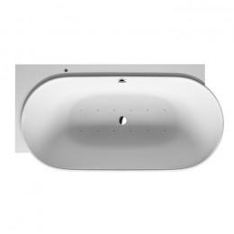 Duravit Luv 760432000AS0000 Ванна гидромассажная 185 см белый