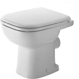 Duravit D-Code 21080900002, Унитаз напольный, цвет белый