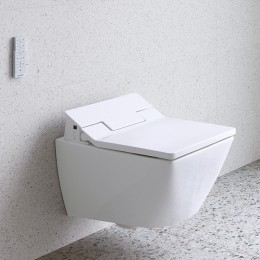 Duravit VIU 25115900001, Унитаз подвесной, цвет белый